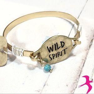 Jewelry - ⭐️ Wild Spirit Gold Bracelet